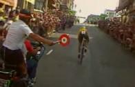 Tour de France 1984 – Laurent Fignon remporte le contre la montre à Villefranche