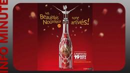 L'affiche des Beaujolais Nouveaux 2015