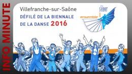 Défilé de la Biennale de la danse 2016