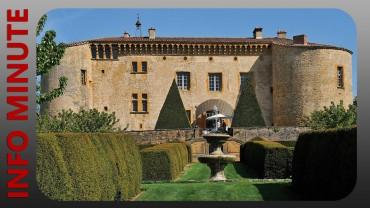 Une étoile au Guide Michelin pour le Château de Bagnols
