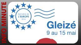 Gleizé hisse les couleurs du Portugal pour la Semaine de l'Europe