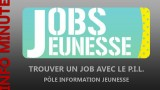 Jobs jeunesse avec le P.I.L.