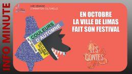 En octobre, Limas fait son festival !