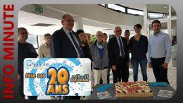 Le centre aquatique Le Nautile fête ses 20 ans