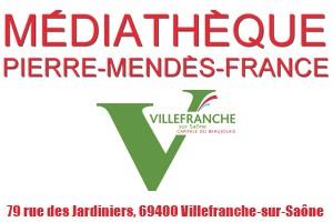 Médiathèque Pierre-Mendès-France