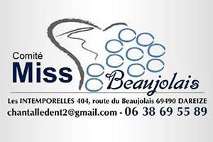 Comité Miss Beaujolais