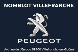 Peugeot Nomblot Villefranche