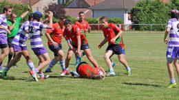 Rugby-CSV-Villefranche-sur-saone-cadets-finale-championnat-france-2017