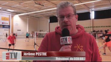 Badminton – Championnats de Double à Limas