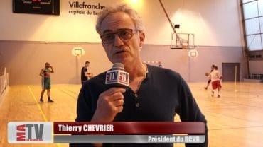 Basket – Le bilan sportif de la saison avec le Président du BCVB