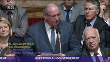 Bernard PERRUT s'inquiète des menaces sur les exploitations agricoles et viticoles !