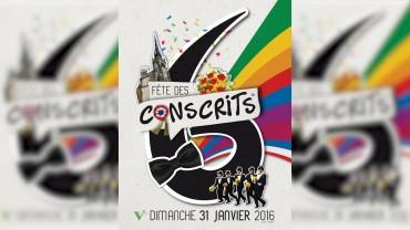 Conscrits – Présentation des affiches 2016