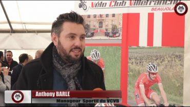 Cyclisme – Le VCVB – Objectifs de la saison 2016