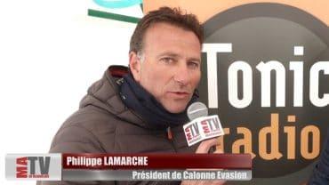 Duathlon de Guéreins – Interview de Philippe Lamarche