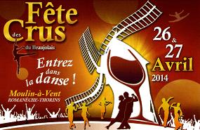 Retour sur la Fête des crus du Beaujolais 2014