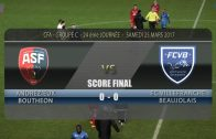 Foot – FCVB – MOULINS YZEURE 18/03/2017