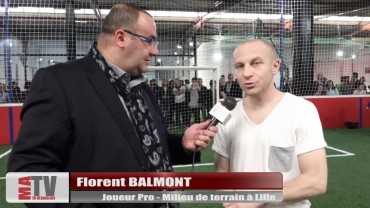 Foot – Inauguration Footsal Complexe Florent BALMONT