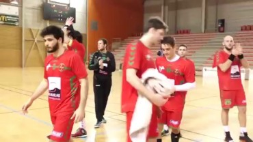 Handball – VHB /  Strasbourg – 06-02-2016