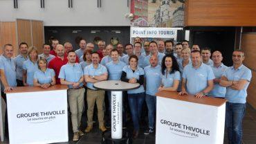 La Foire de l'occasion Thivolle 2016 est ouverte !