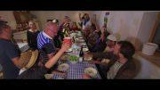 La Revole, repas de fin de vendanges du Beaujolais Nouveau