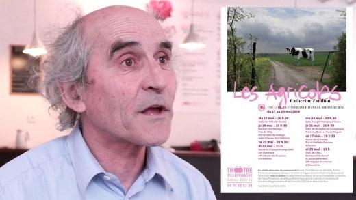 Les Agricoles – Théâtre en itinérance dans le Beaujolais