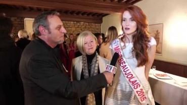 Les candidates à l'élection Miss Beaujolais 2016