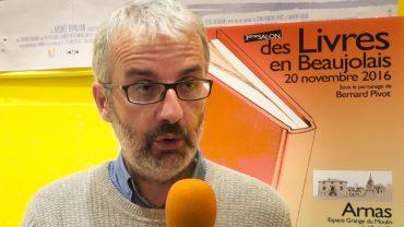 Présentation du Salon Des Livres en Beaujolais 2016