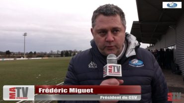 Rugby – CSV – ANNECY – 15/01/2017