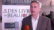 Salon des Livres en Beaujolais 2016 – Le mot de Michel Romanet-Chancrin, Maire d'Arnas