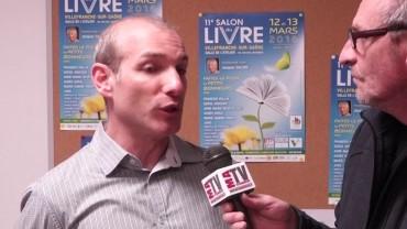 Salon du Livre les 12 et 13 mars 2016 à Villefranche-sur-Saône