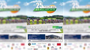 Tour du Beaujolais 2016 – Présentation avec Jean-Pierre Chevalier