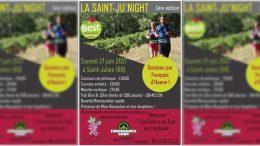 Trail – La St JU' NIGHT 2017