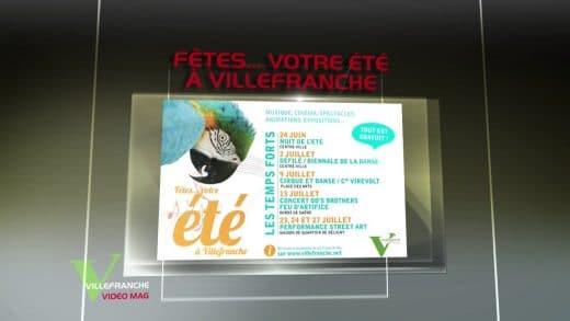 Villefranche Vidéomag – Juin 2016 – l'Actu de Villefranche-sur-Saône