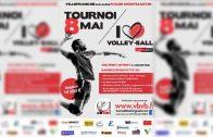 Volley – VBVB – Tournoi du 8 MAI 2017