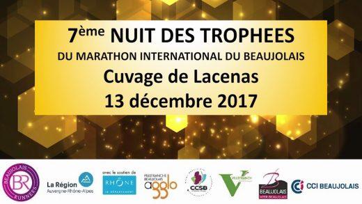 7e Nuit des Trophées du Marathon du Beaujolais