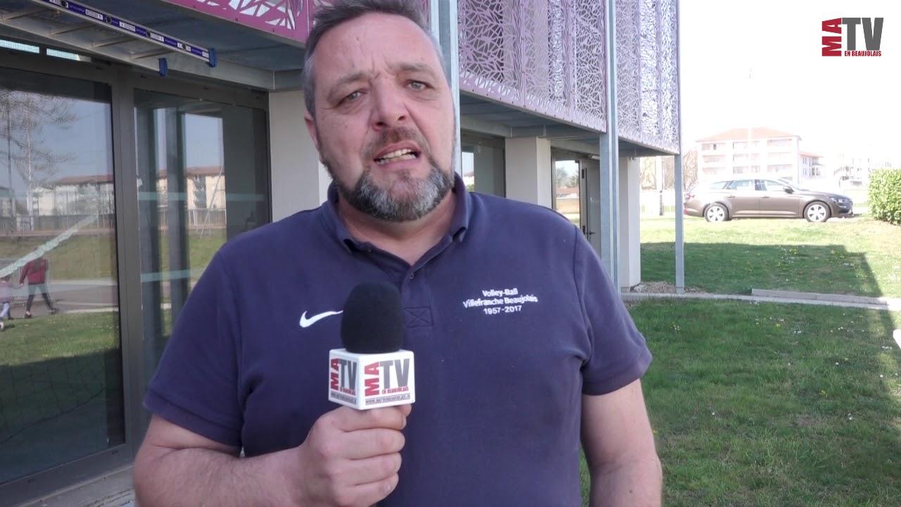 Volley - 7ème tour de Coupe de France pour les jeunes du VBVB