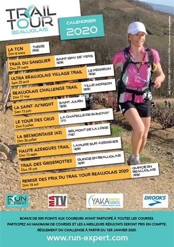 Trail Tour Beaujolais 2020