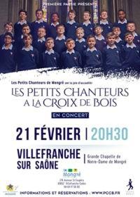 Concert - Les Petits Chanteurs à la Croix de Bois