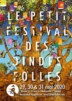 Le Petit Festival des Dindes Folles