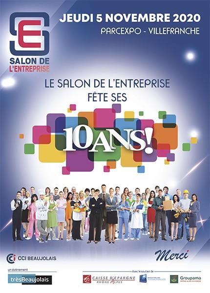 10ème Salon de l'Entreprise