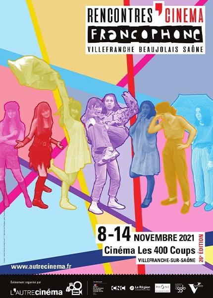 Les Rencontres du cinéma francophone en Beaujolais