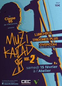 Festival Rock - Muzikalad 95 Vol.2