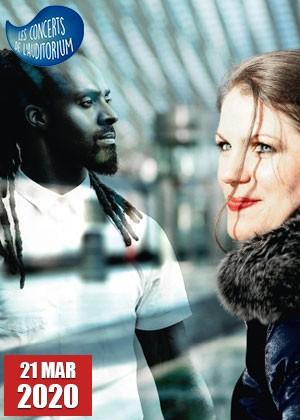 Concerts de l'Auditorium - Élodie Vignon & Nono Battesti