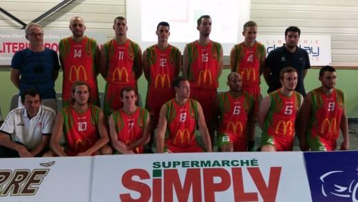 Basket - BCVB Présentation de la saison 2015 / 2016