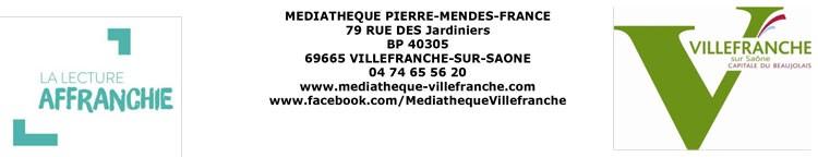 Les animations de la Médiathèque de Villefranche