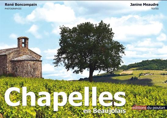 Livre - Chapelles en Beaujolais (Ed. du Poutan)