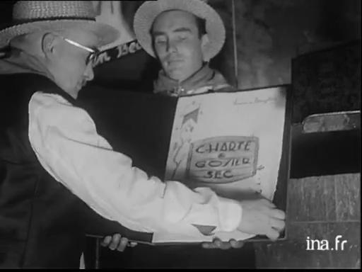 Confrérie du Gosier Sec - Naissance en 1962