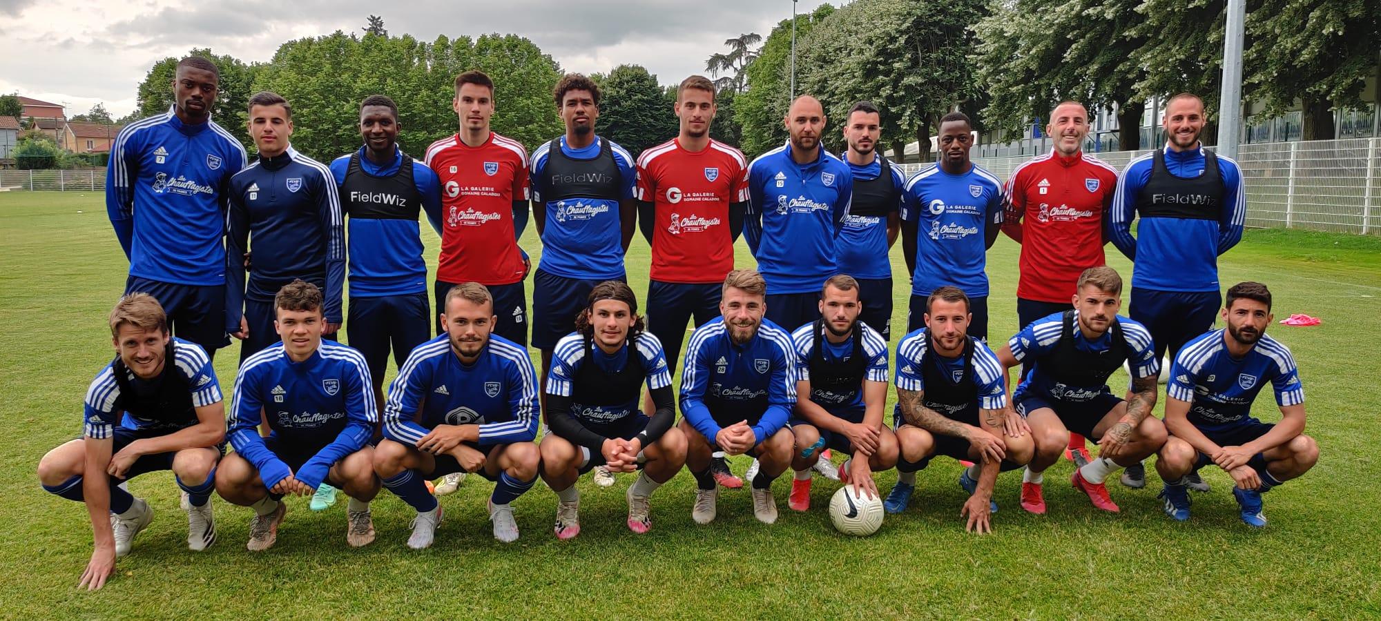 FCVB - Football Club Villefranche Beaujolais
