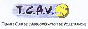 Logo Tennis Club Villefranche
