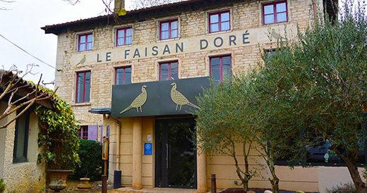 Restaurant Le Faisan Doré - Villefranche-sur-Saône